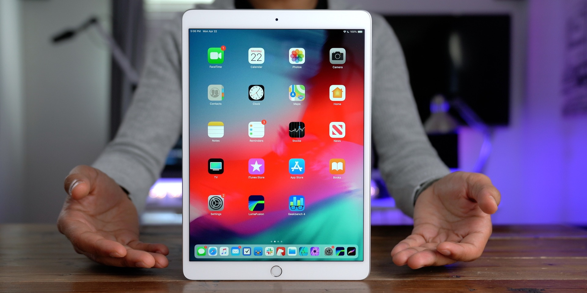 Which iPad Should You Buy? iPad Air 3 front