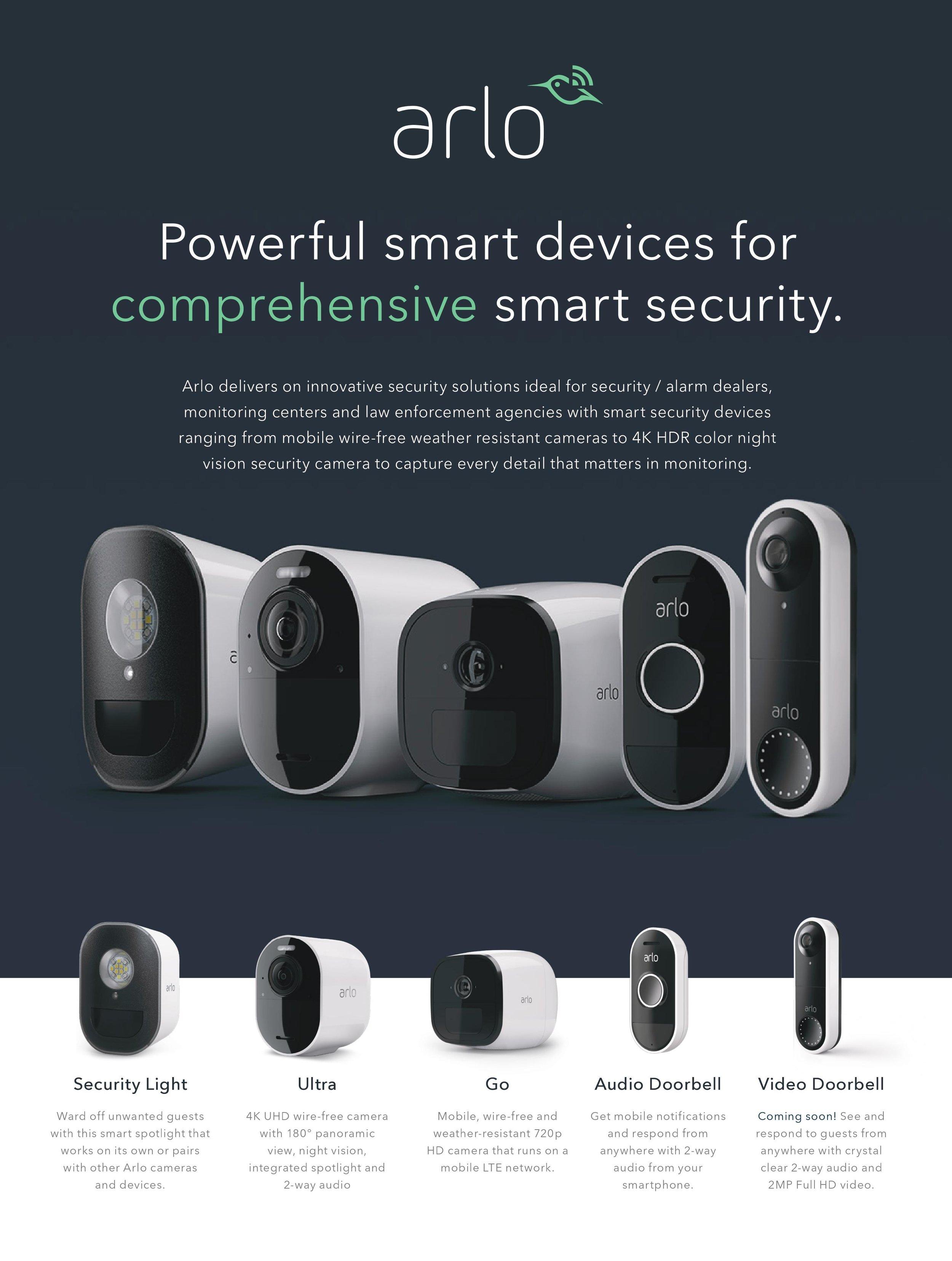 Arlo HD smart video doorbell leaks in new images, HomeKit support unknown