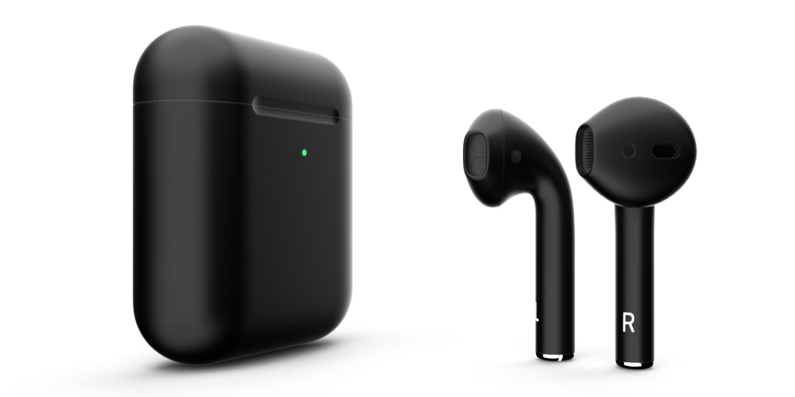 Colorware Custom Airpods 2 In Glossy And Matte Finishes Now