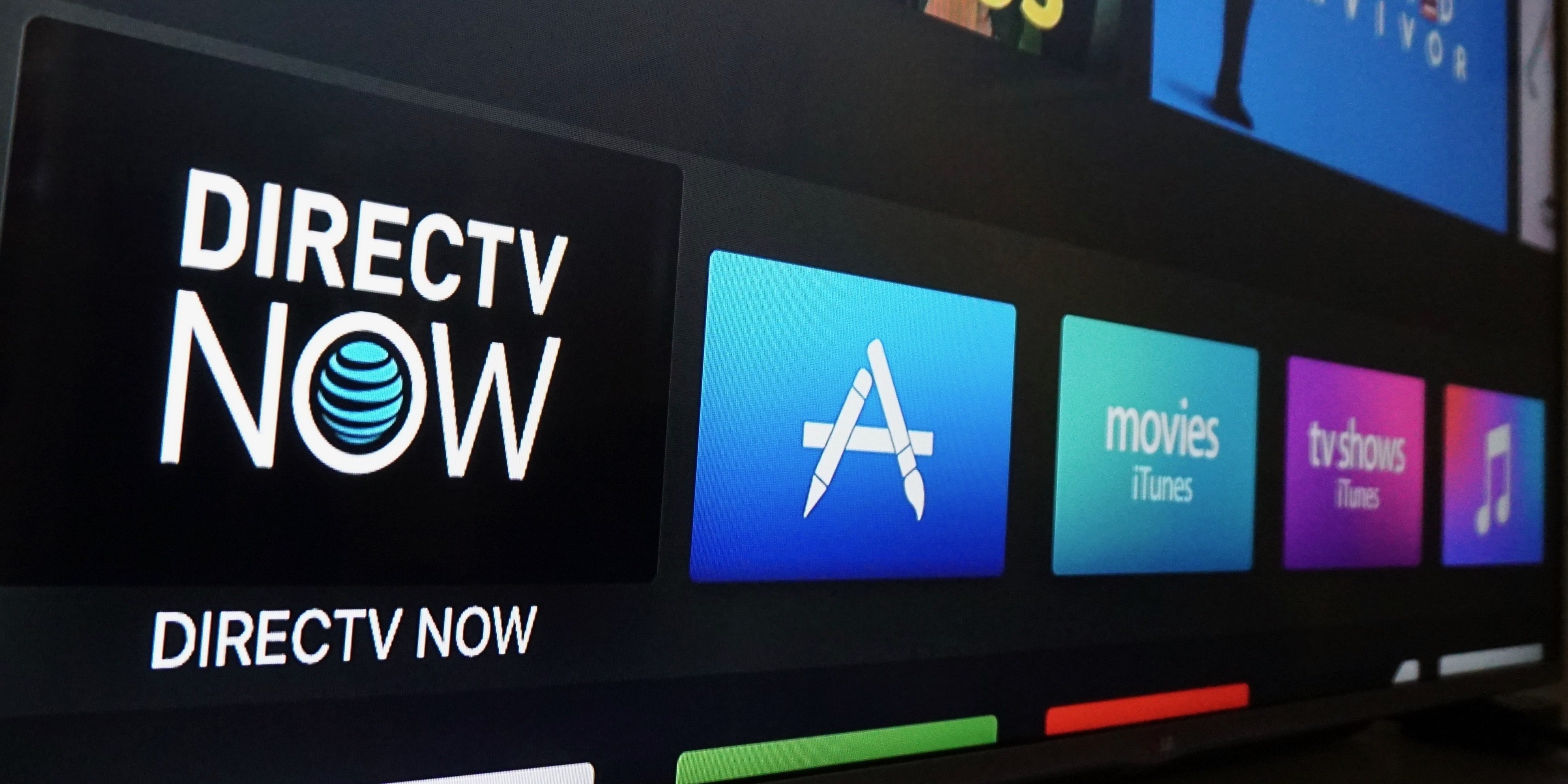 DirecTV Now offers a FREE Apple TV 4K when you sign-up for 4-months of service