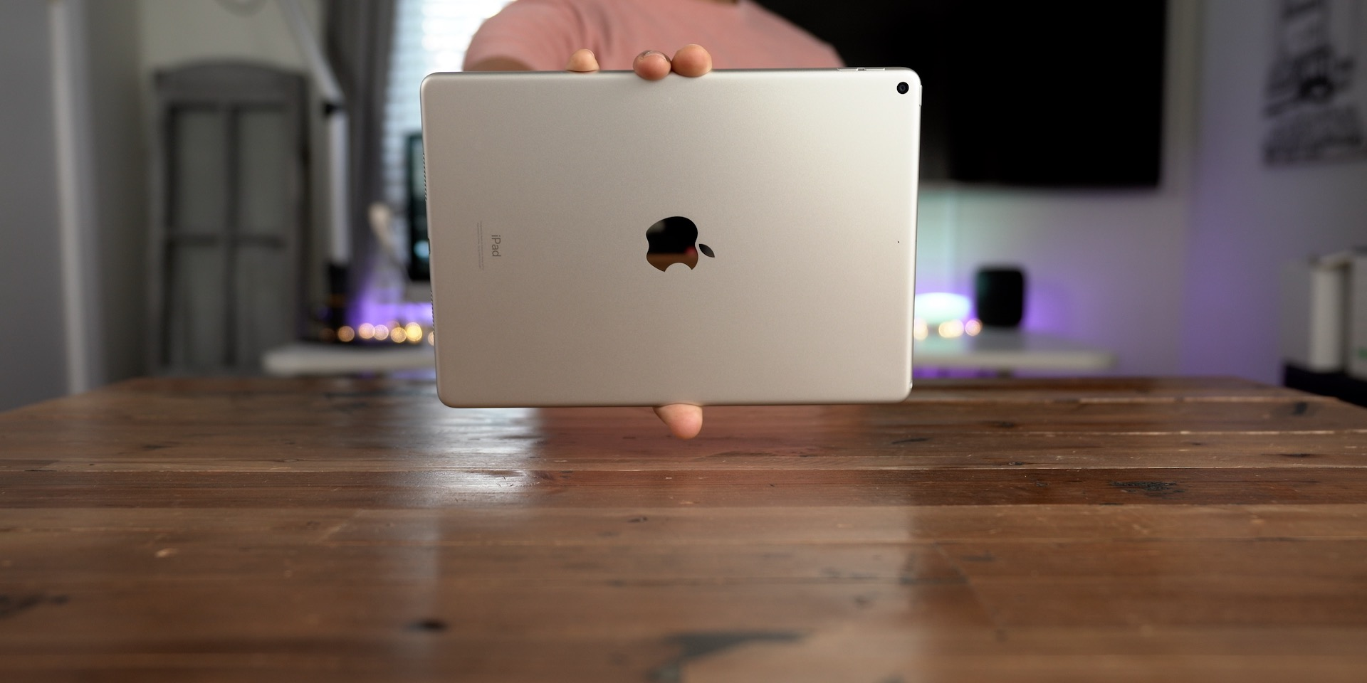 iPad Air 3 rear