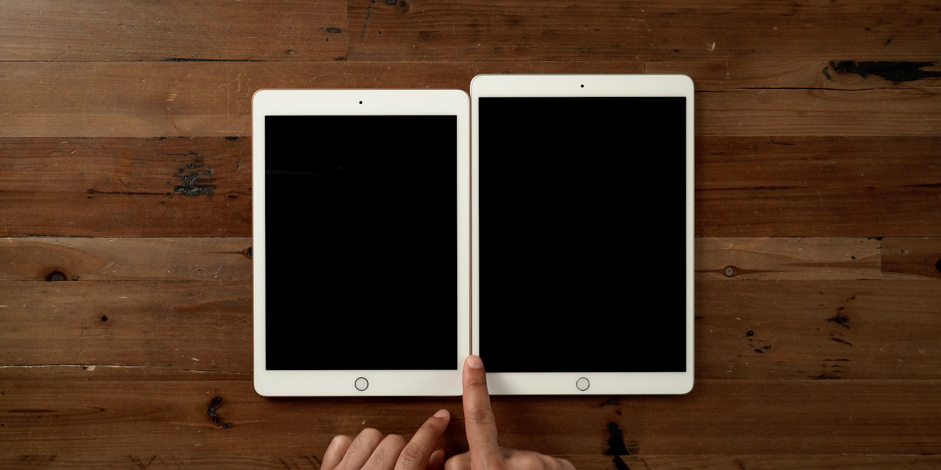 Comparison of iPad Air 3