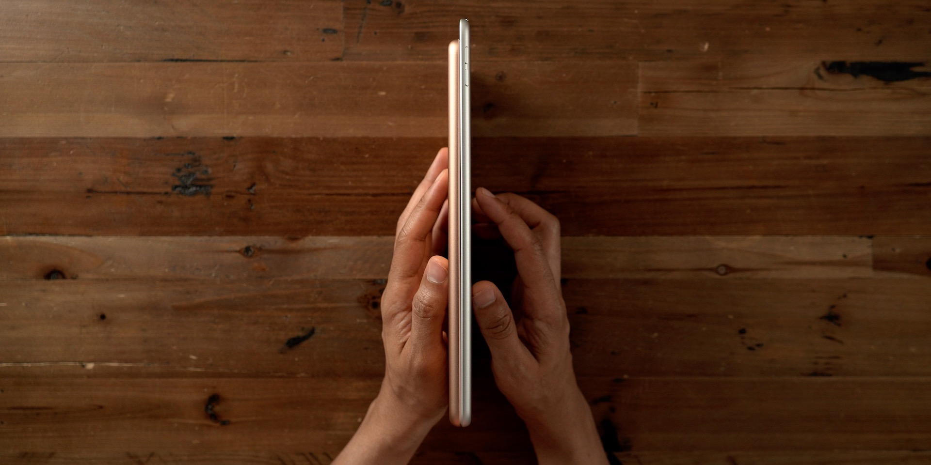 iPad Air 3 profile