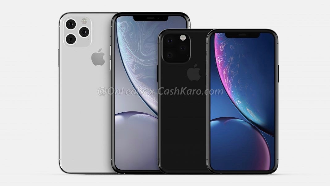 Case maker expecting 'iPhone 11', 'iPhone 11 Pro' and 'iPhone 11 Pro Max' brand names