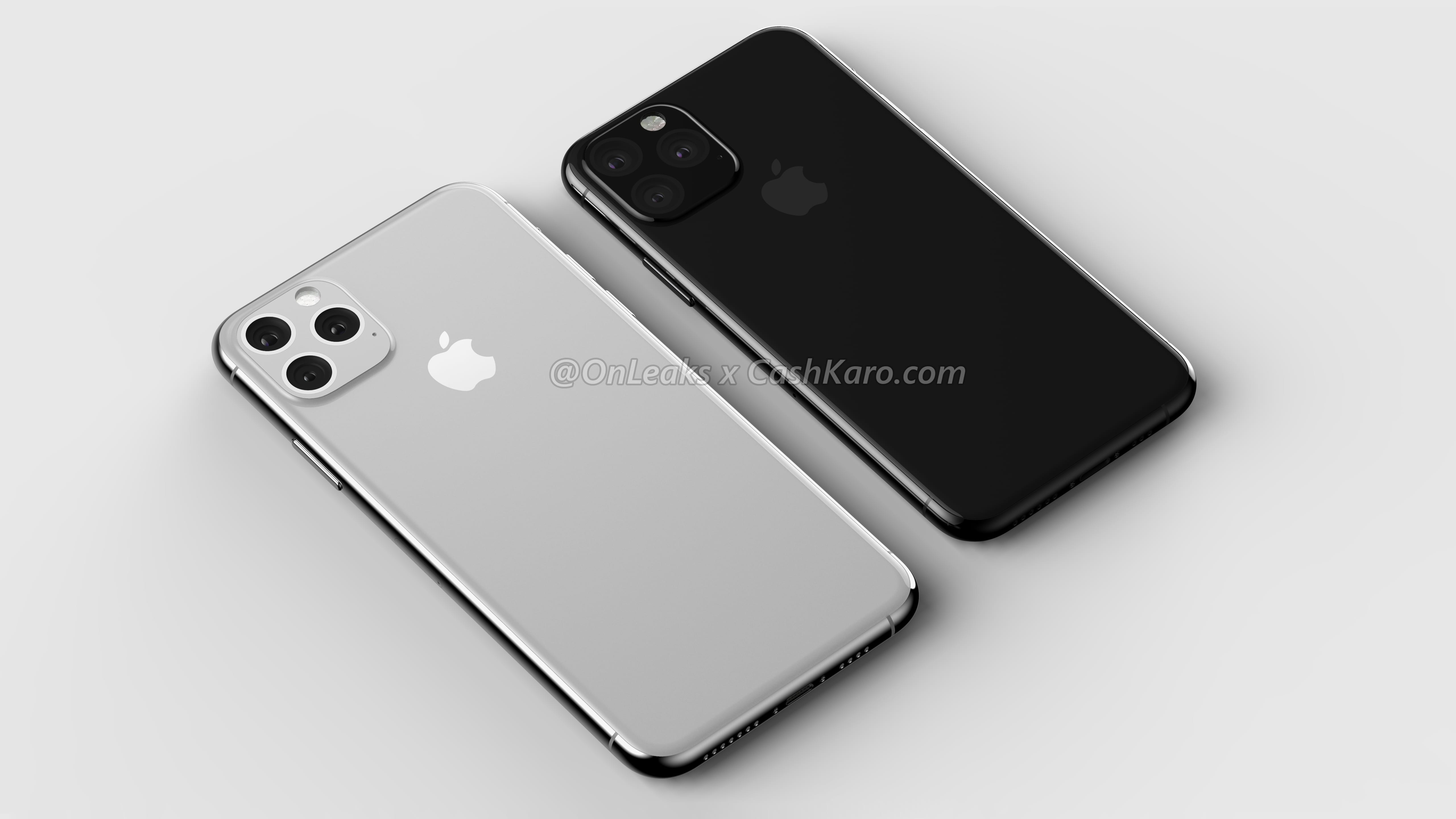 Iphone 11 Max Cad Renders Offer Up 360 Degree Video And Iphone 11 Comparisons 9to5mac
