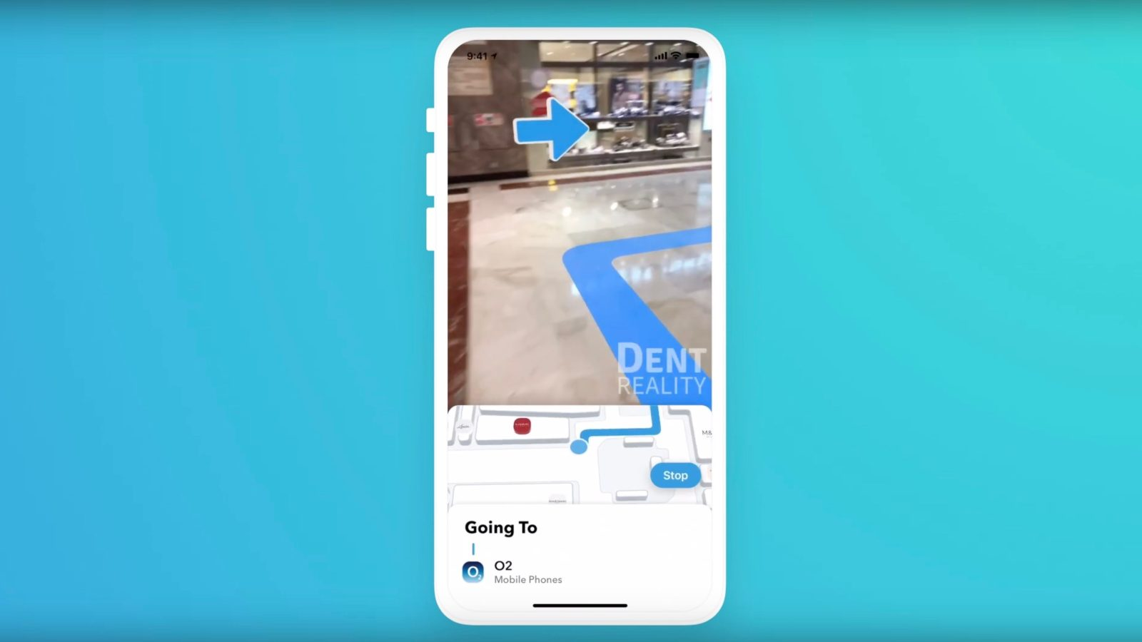 Slick new AR indoor navigation app coming to iOS soon - 9to5Mac