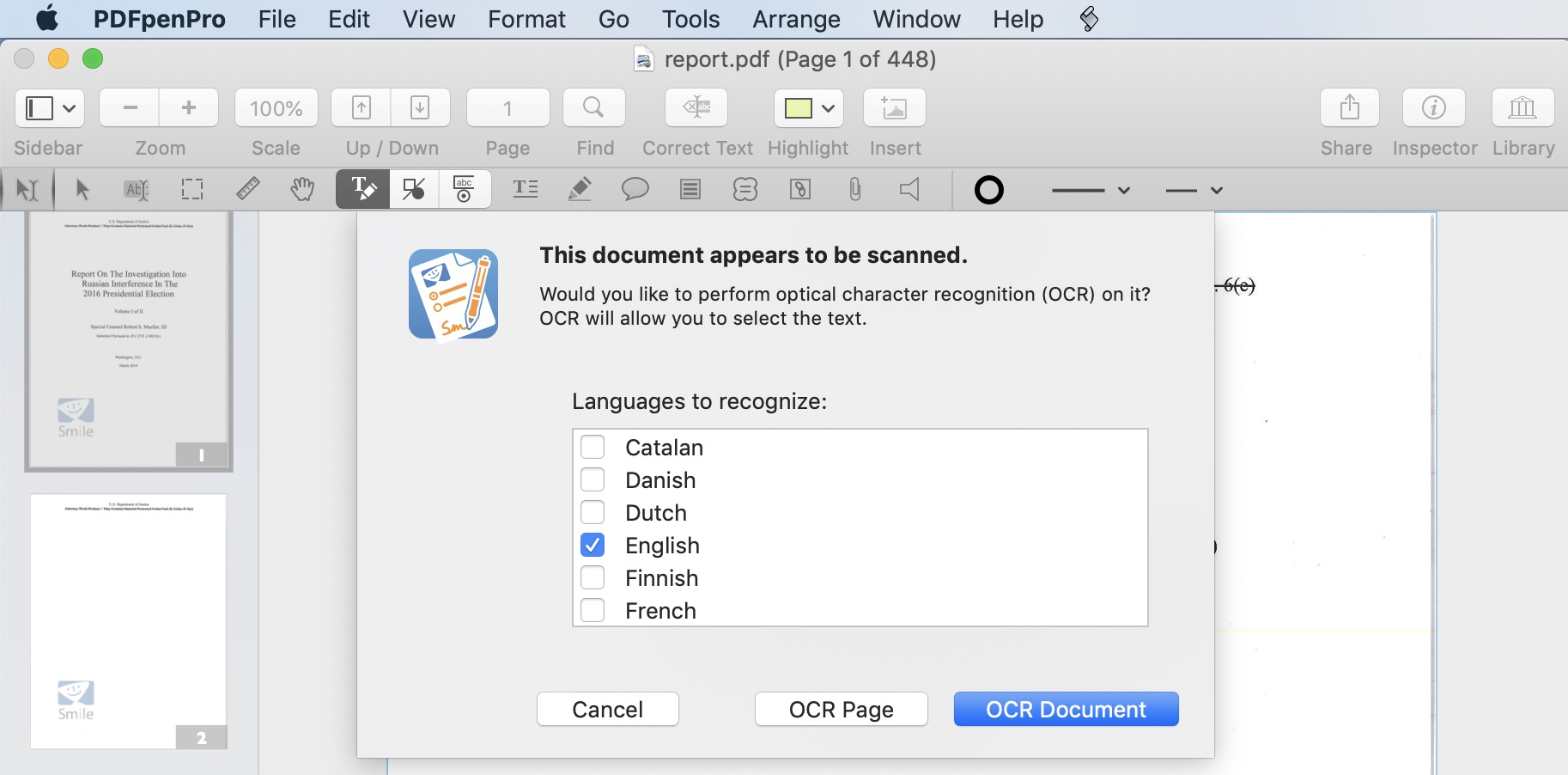 How to apply OCR to scanned PDFs on Mac - 9to5Mac