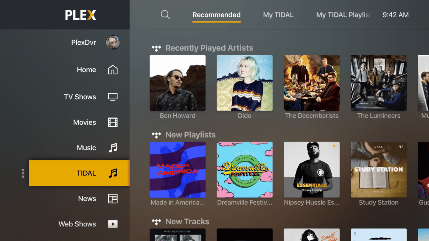 Plex reveals updated Apple TV app with new navigation