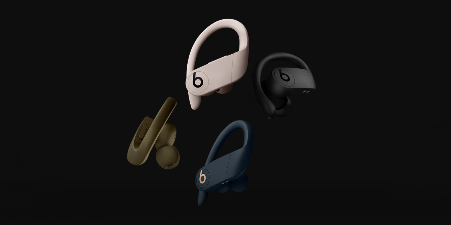Beats releasing black Powerbeats Pro earphones in May, other color options coming this summer
