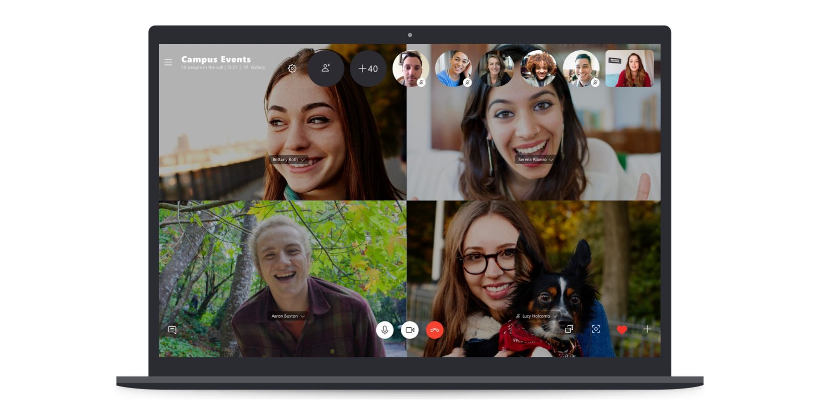 Skype Expands Group Video Calling To Up To 50 Users