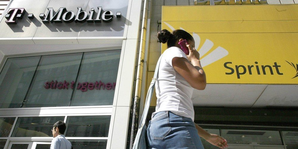 4835d3e43 Report  DOJ officials want T-Mobile and Sprint to create a new competitor  as part of merger