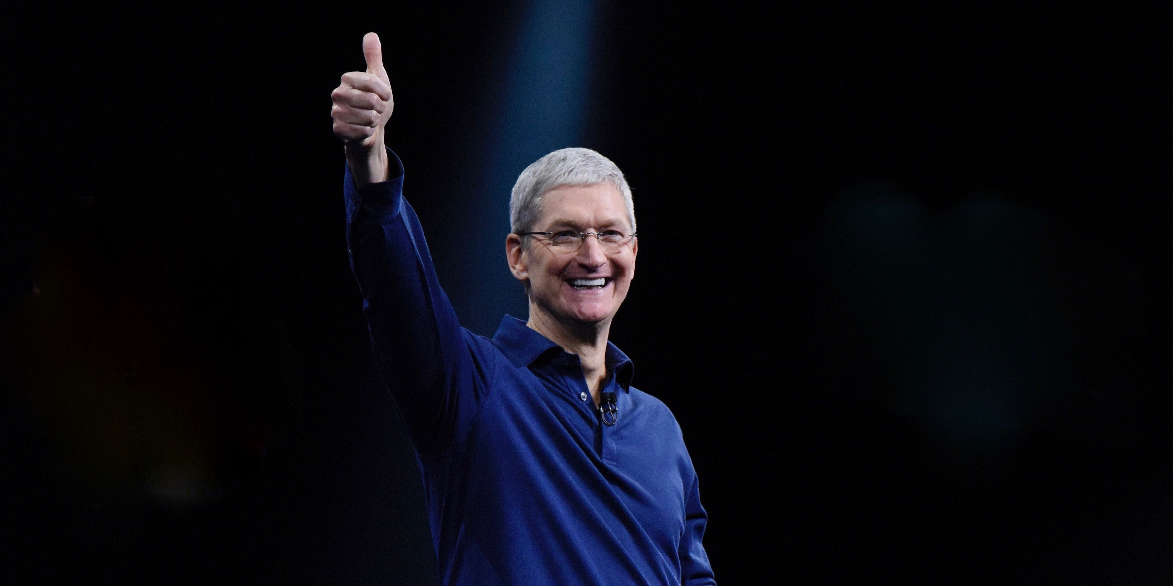 photo of Apple stock surges to new all-time high following strong earnings image