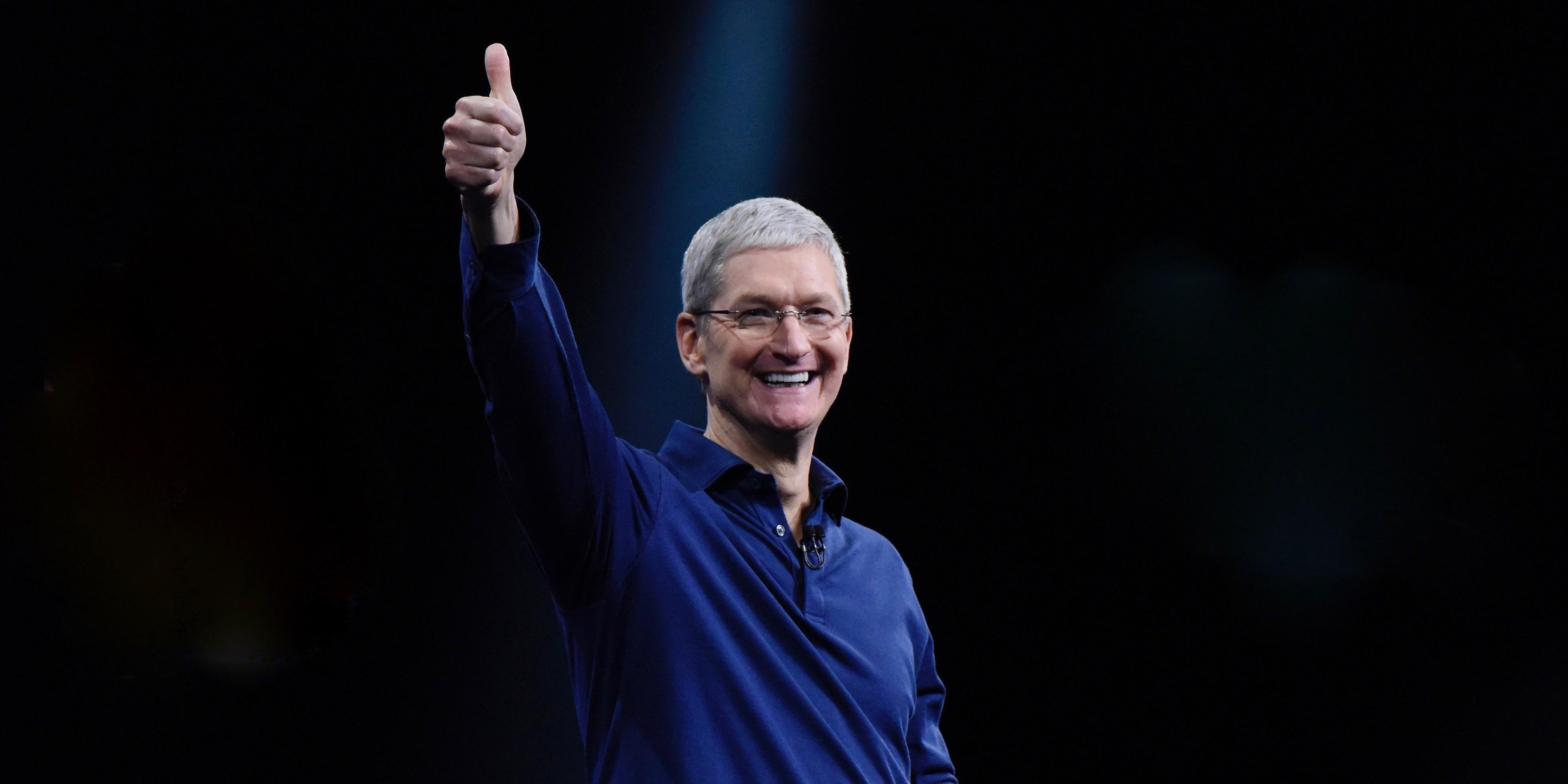 Las ganancias récord de Apple