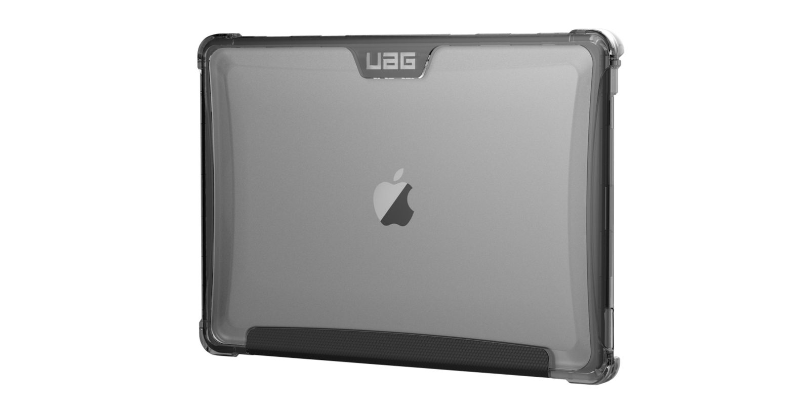 quality design f171b bbdb8 UAG launches new MacBook Air translucent Plyo case with military ...