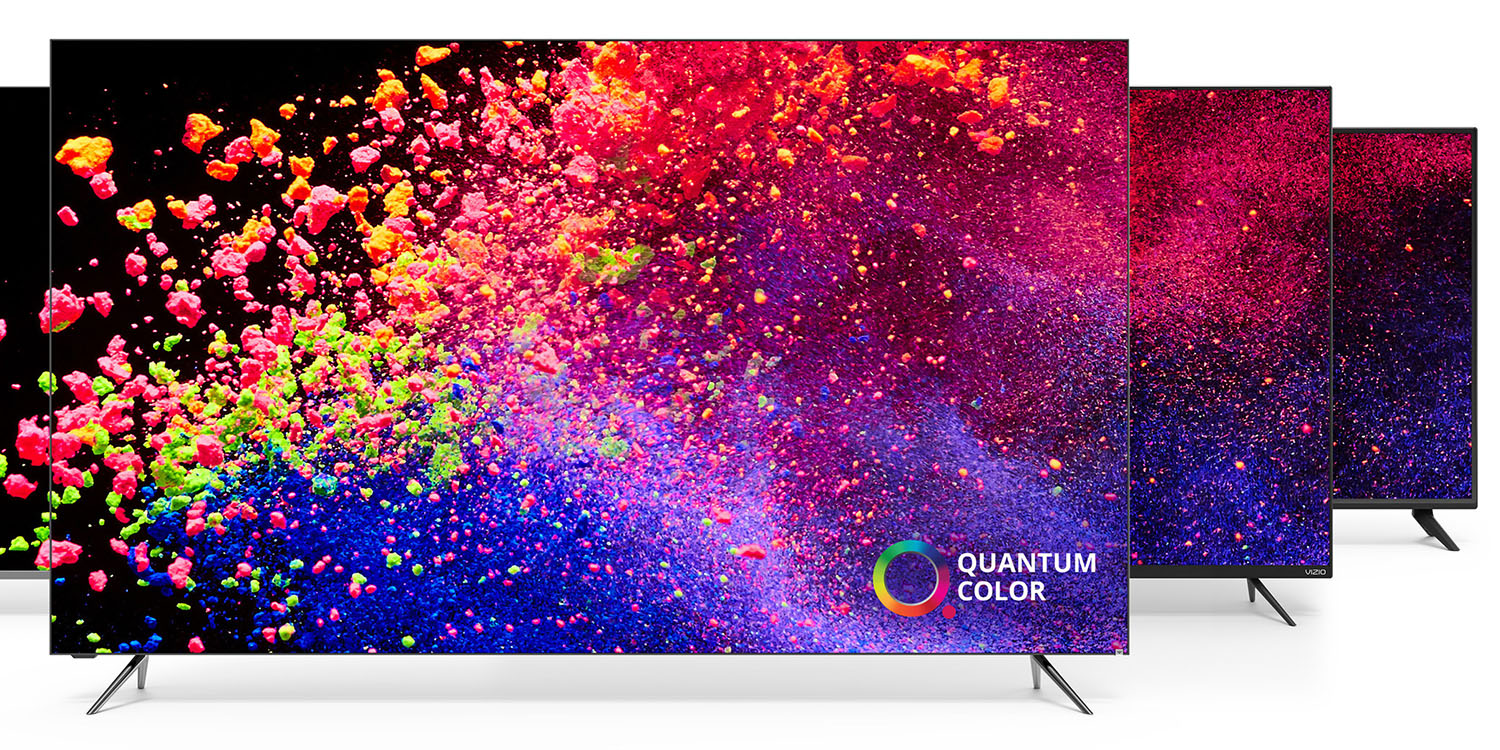 Vizio unveils all-new 4K HDR smart TVs, HomeKit and AirPlay 2 coming later this year