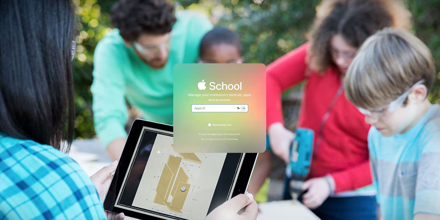 Apple School Manager should provide student email accounts