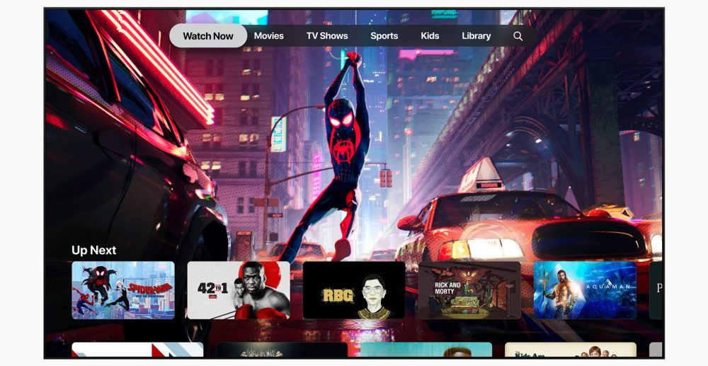 Apple TV app and AirPlay 2 debut on Samsung Smart TVs