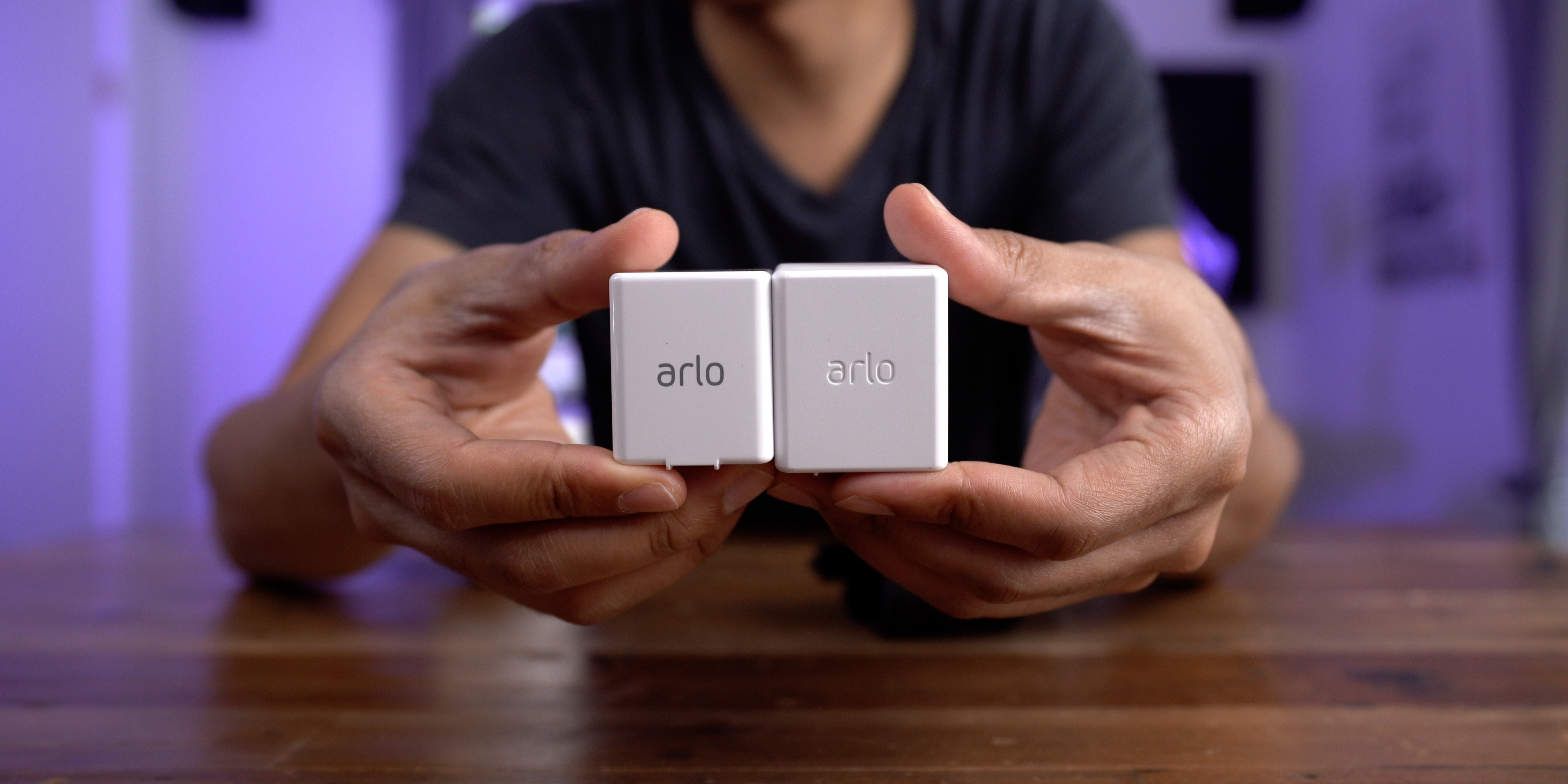 Arlo Pro 2 vs Arlo Ultra Batteries
