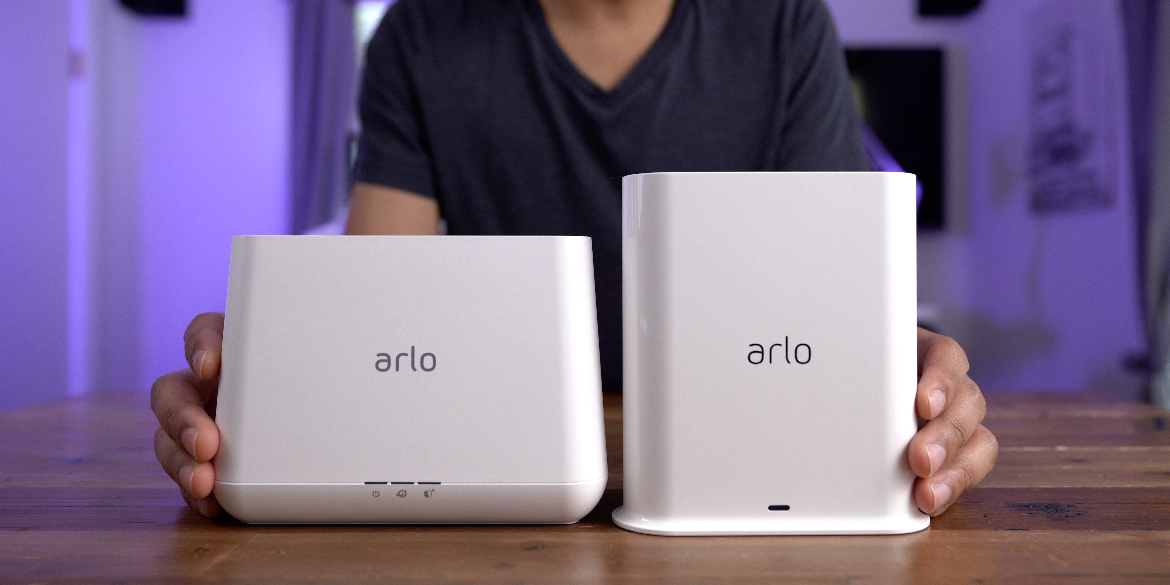 Arlo Pro 2 Smart Hub vs Arlo Ultra Smart Hub