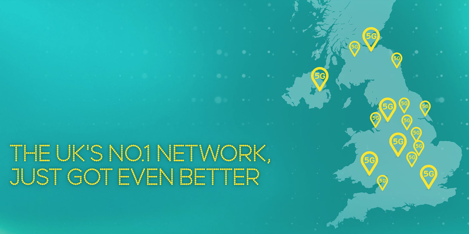 EE 5G service will beat Vodafone to market in the UK, starting next week