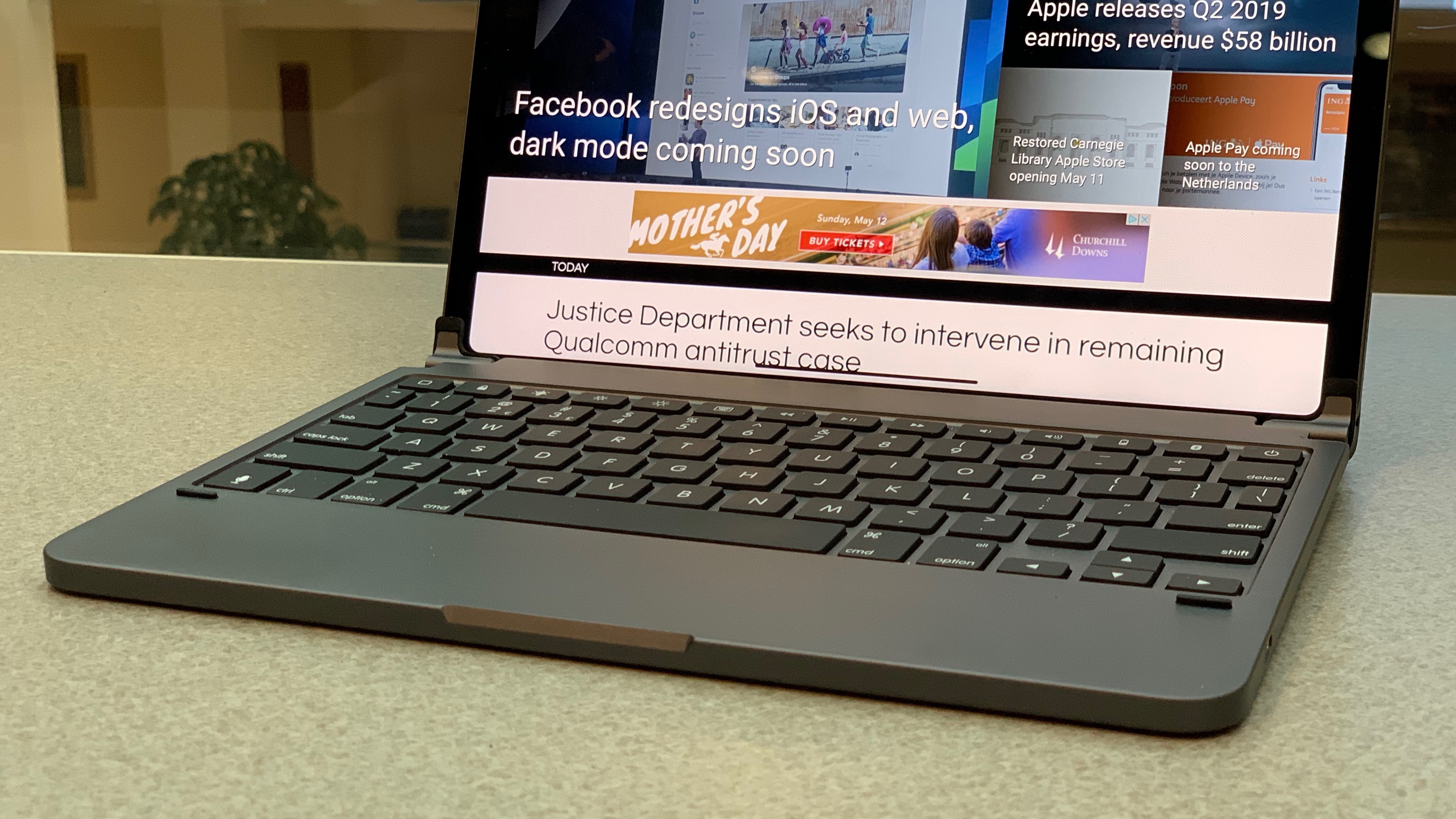 5db9140a60c Brydge Keyboard vs Smart Keyboard for iPad Pro - 9to5Mac