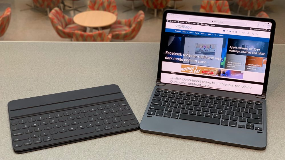 Brydge Keyboard for iPad Pro