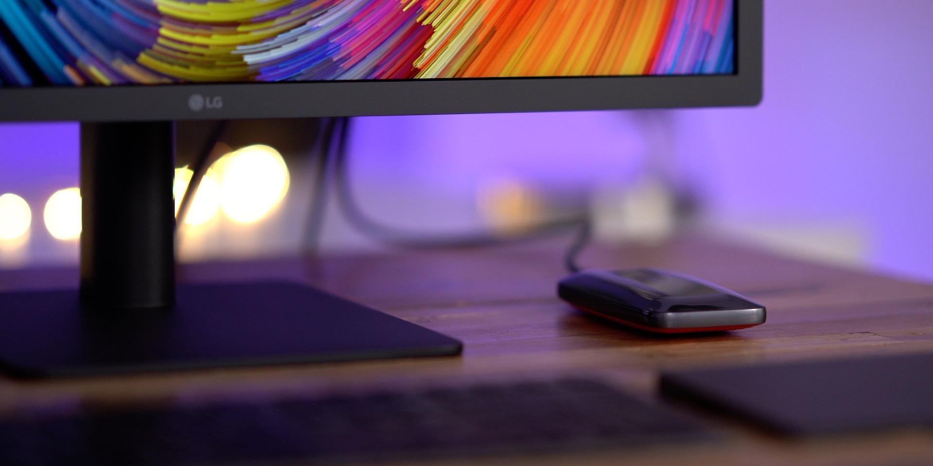 Samsung X5 SSD Daisy Chain Thunderbolt 3 setup