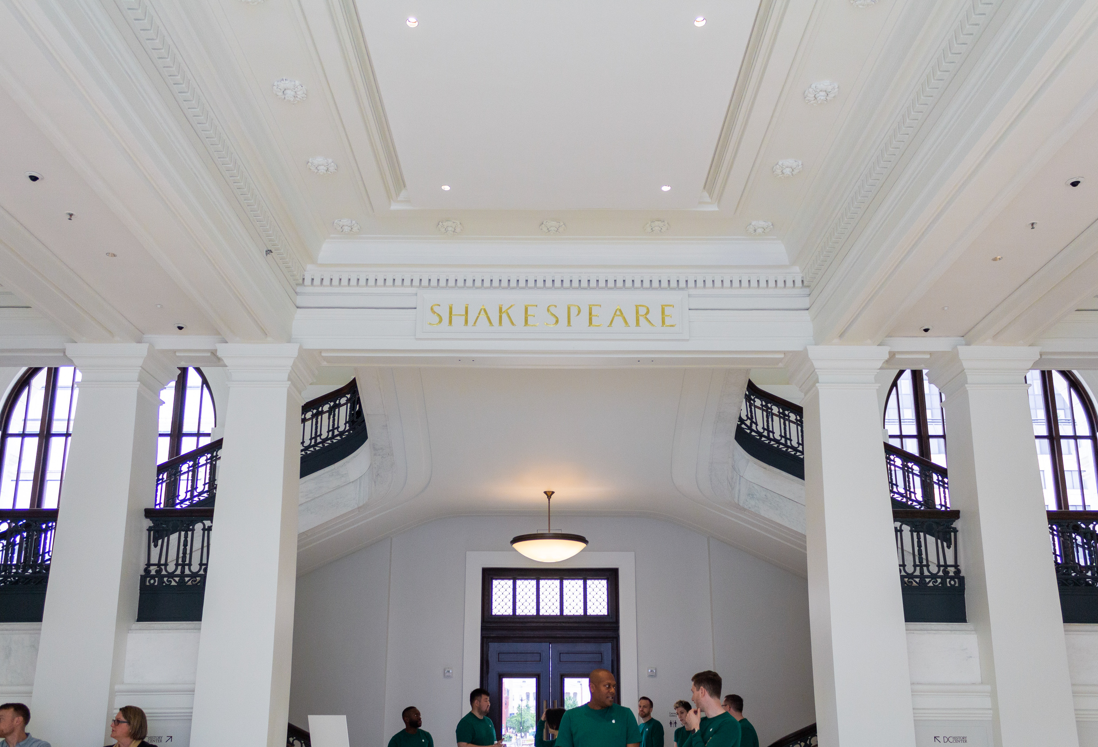 Apple Carnegie Library: An inside look at Apple's most