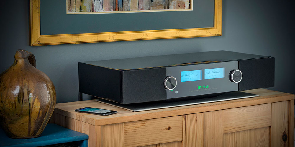McIntosh RS200 and Arcam rPlay get AirPlay 2 support, more Play-Fi products will follow