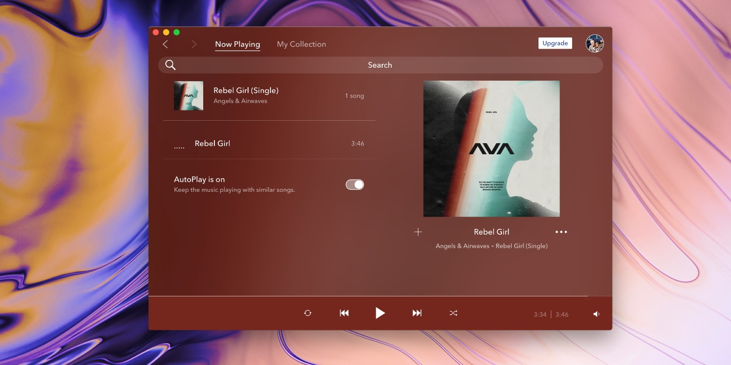 Pandora relaunches Mac app with Modes feature, notifications, more