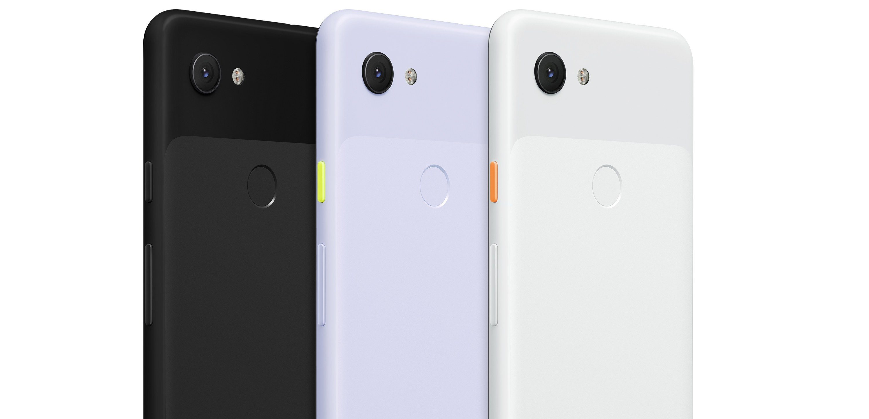 Google Pixel 3a family