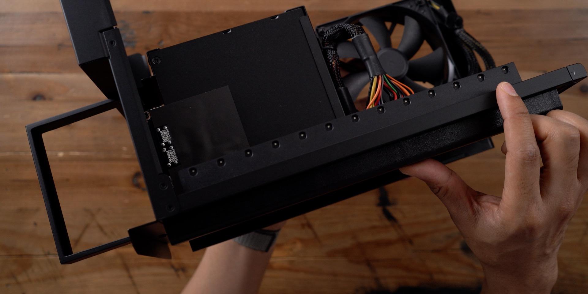 Razer Core X Chroma LEDs