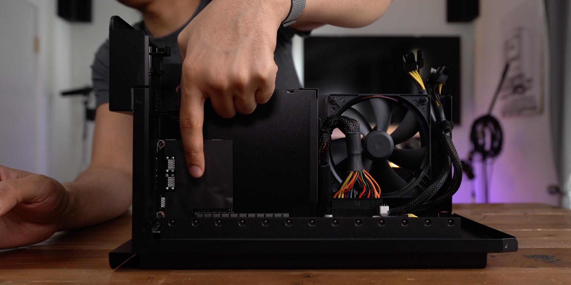 Razer Core X Chroma USB Card