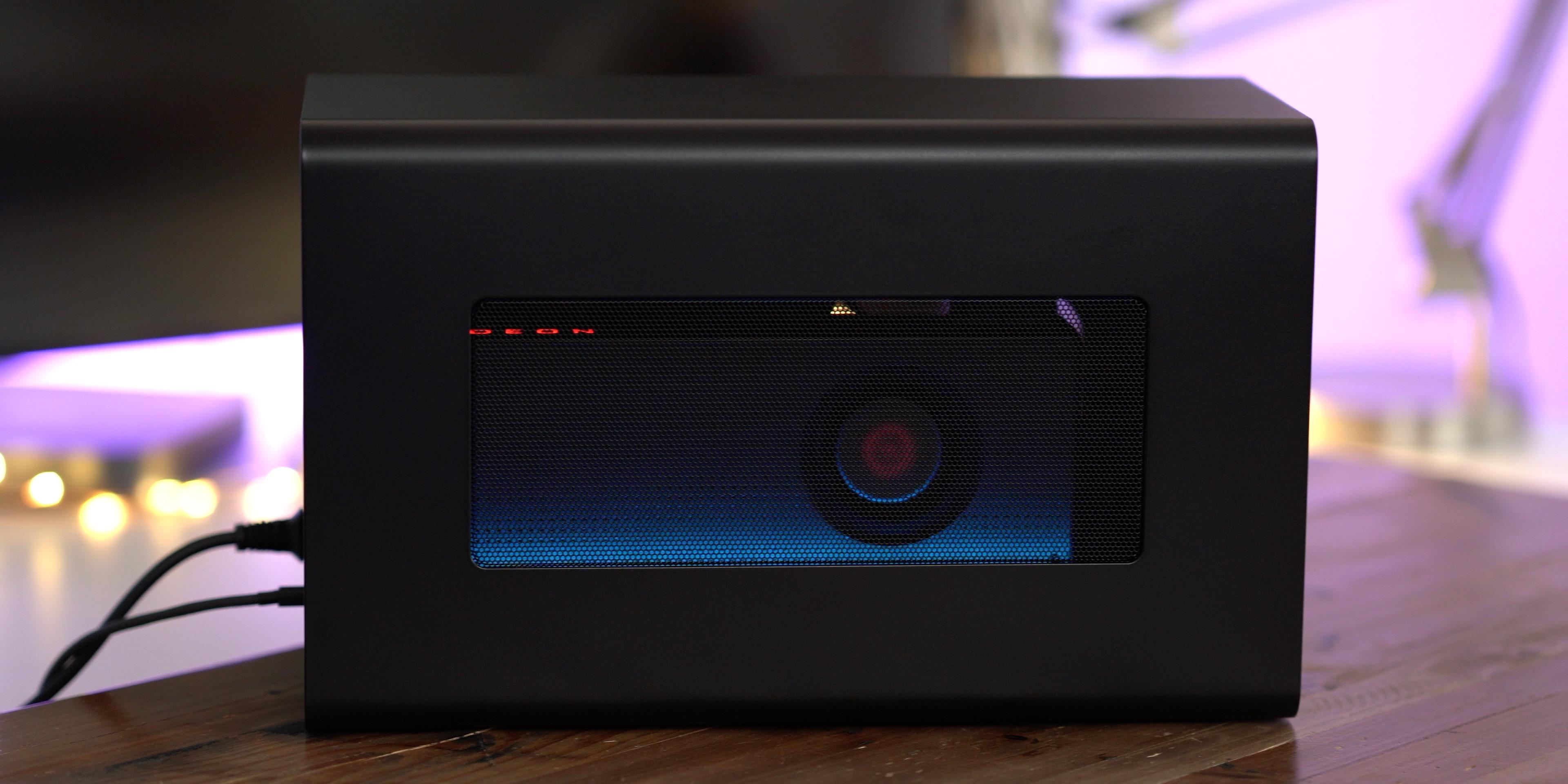 Razer Core X Chroma with Vega 64
