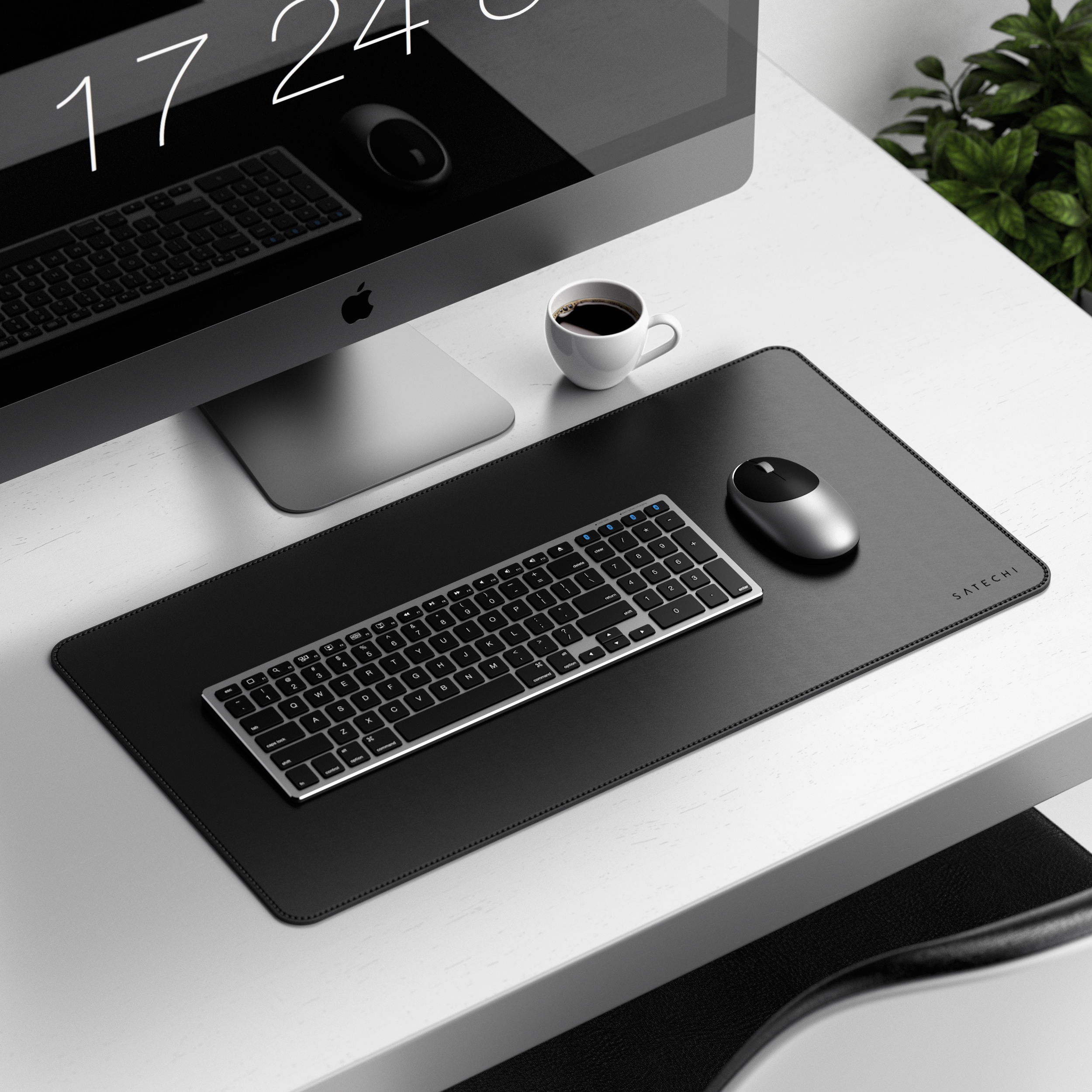 Satechi launches aluminum wireless mouse with USB-C, affordable faux