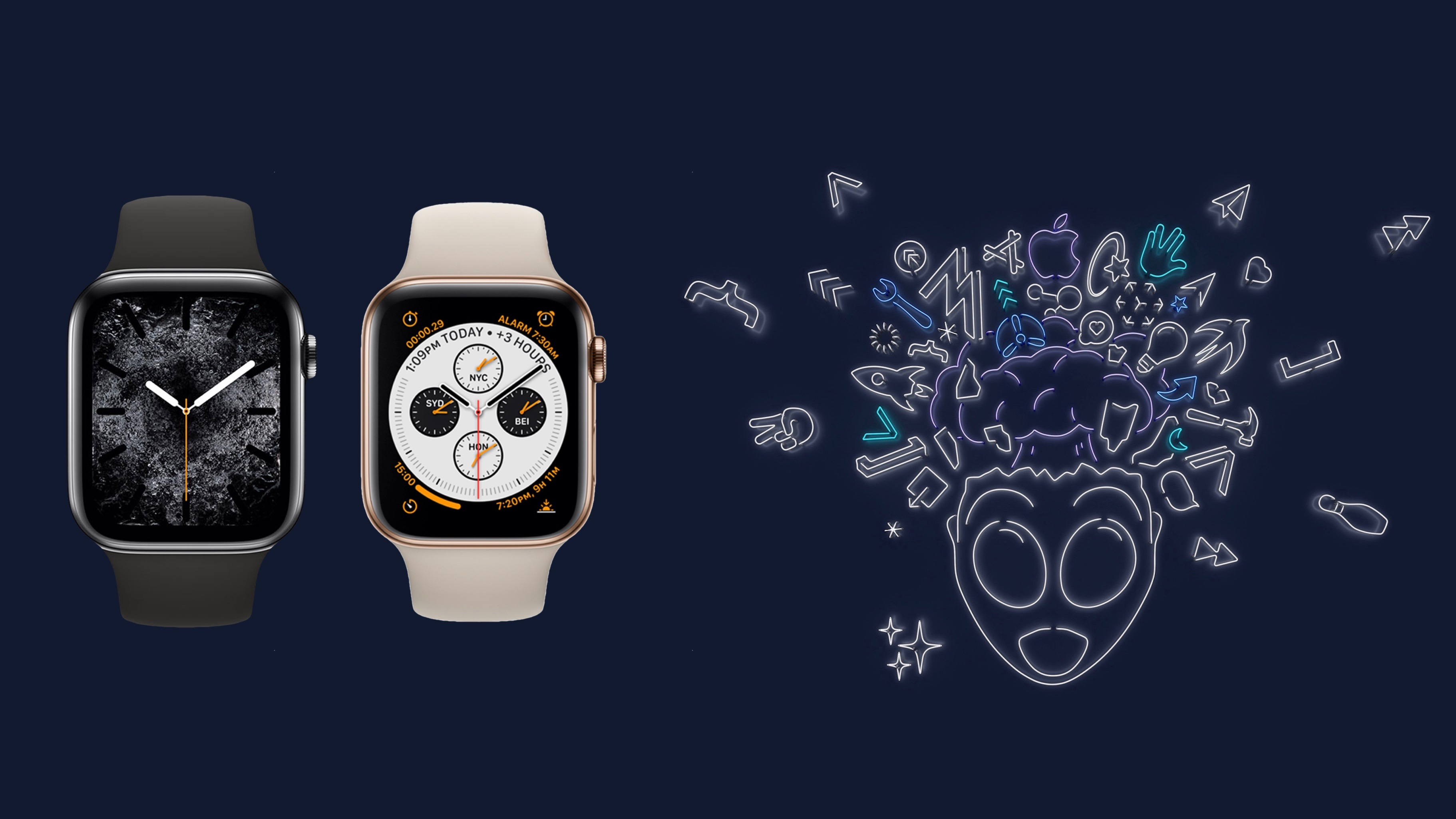 watchOS 6 features WWDC 2019