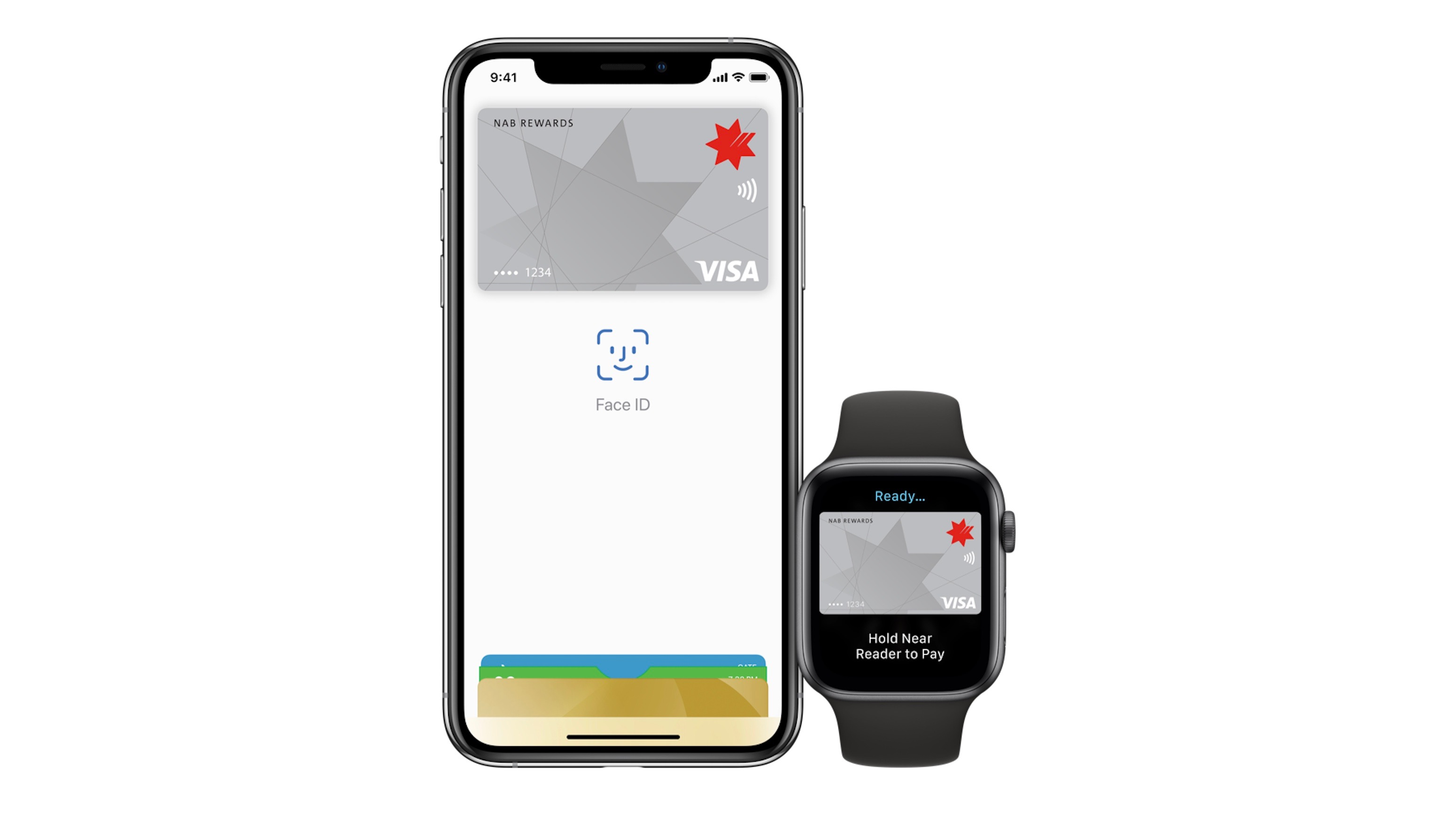 National Australia Bank becomes latest Australian 'big four' bank to support Apple Pay