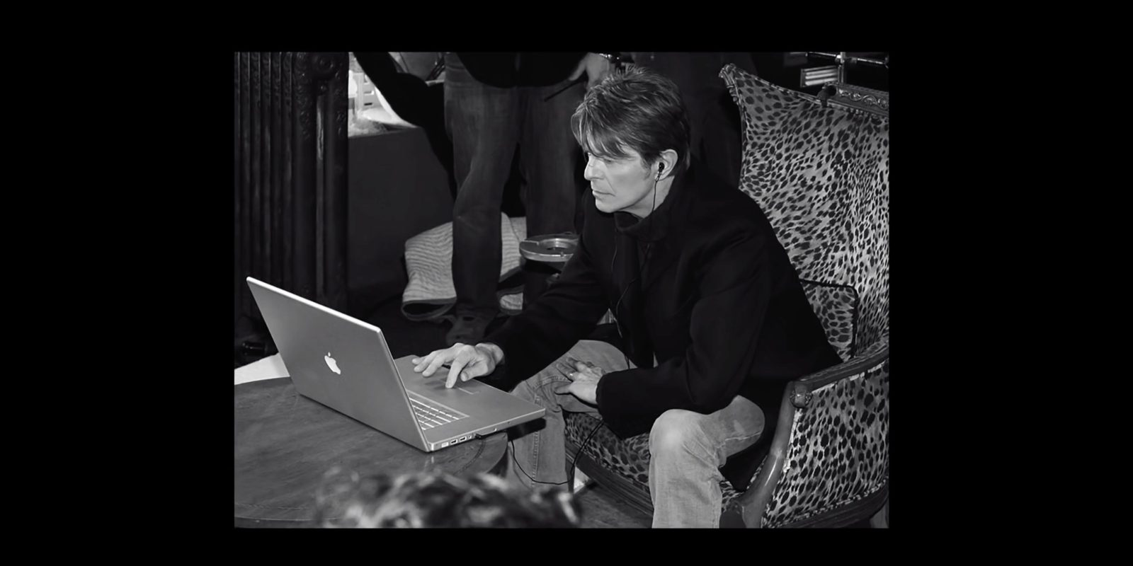 photo of Apple shares 'Behind the Music. Behind the Mac' video highlighting the British music scene image