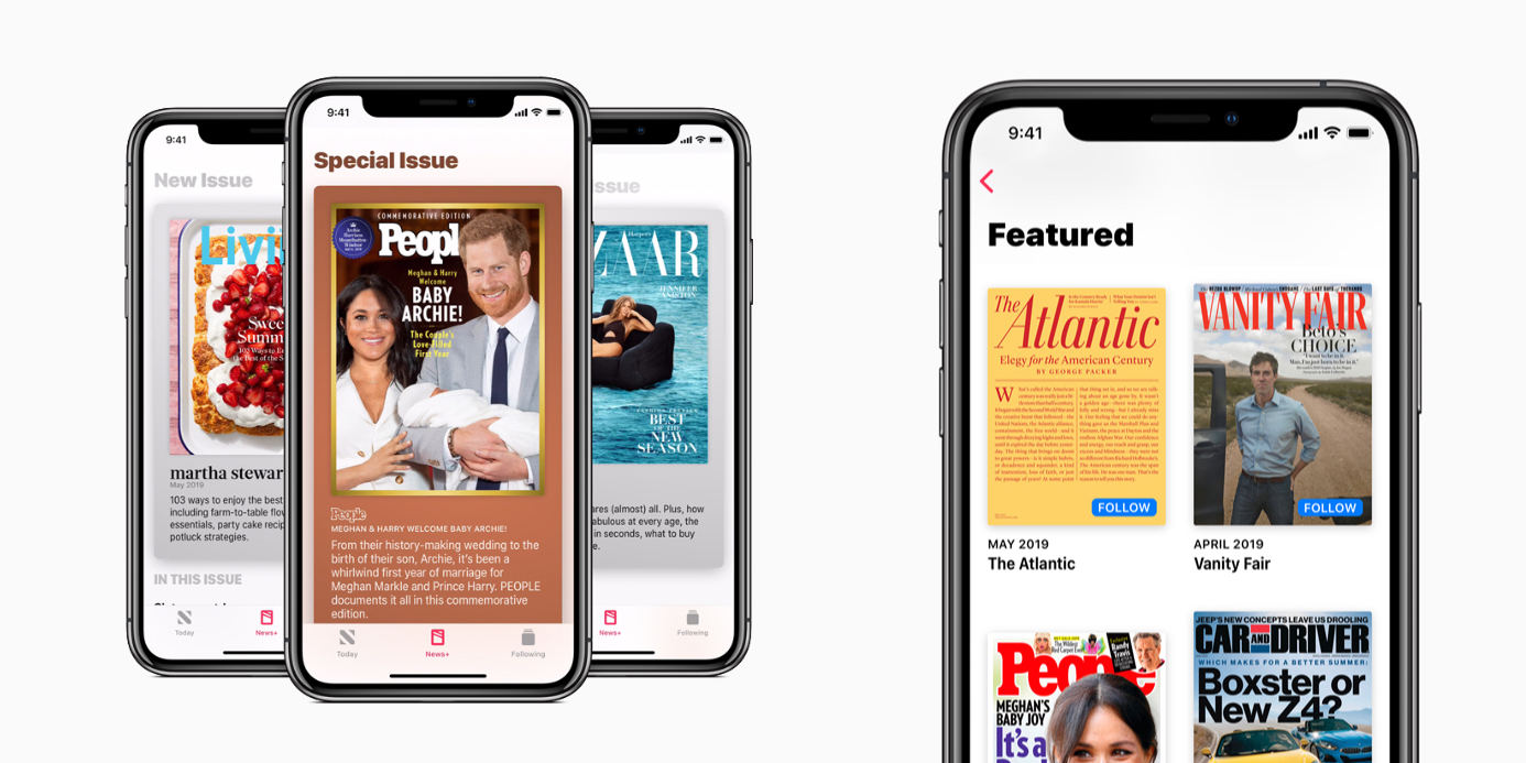 Eddy Cue says Apple has 'hundreds' of people working to make Apple News+ better