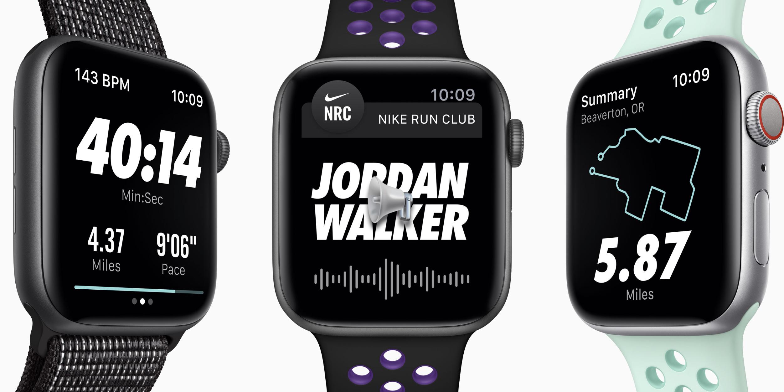 Умные часы Apple Watch женские