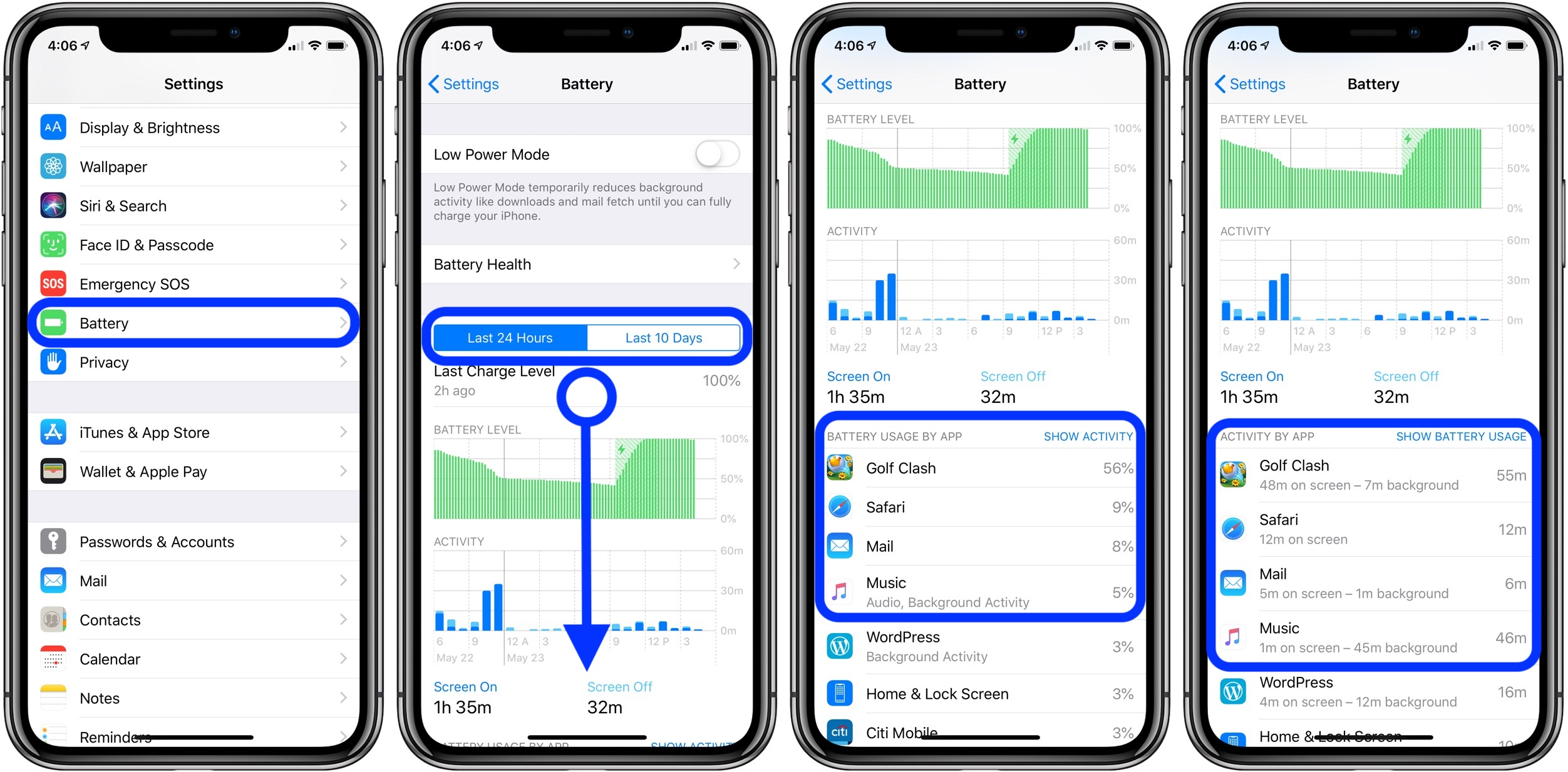 How To Tell Which Apps Are Draining Your Iphone Battery 9to5mac