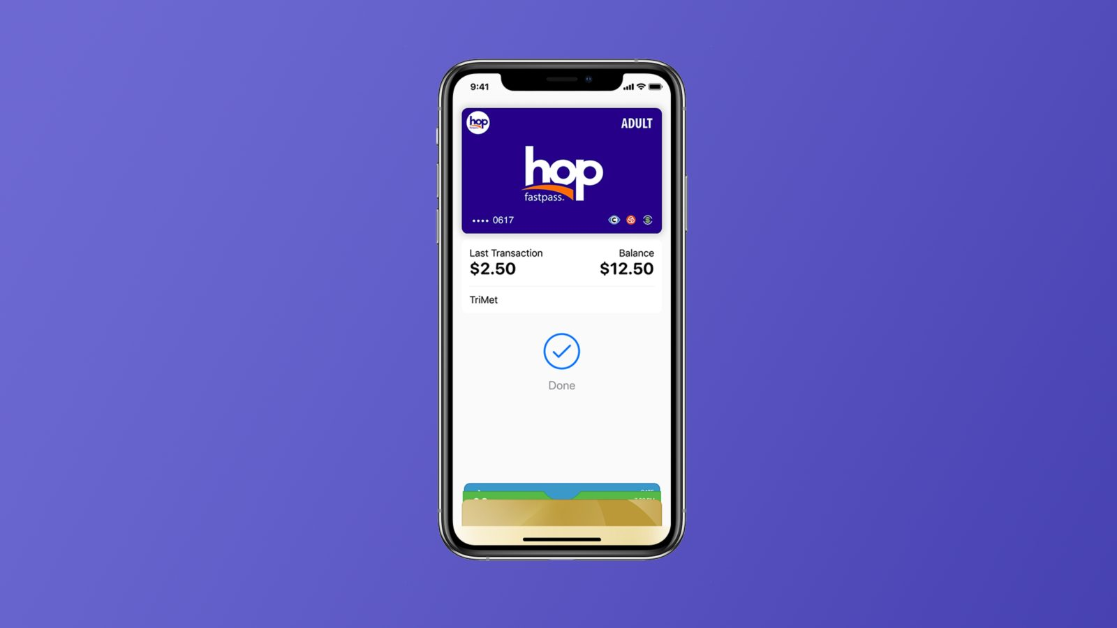 Hop Fastpass Adds Apple Pay Support for Transit Riders in Portland