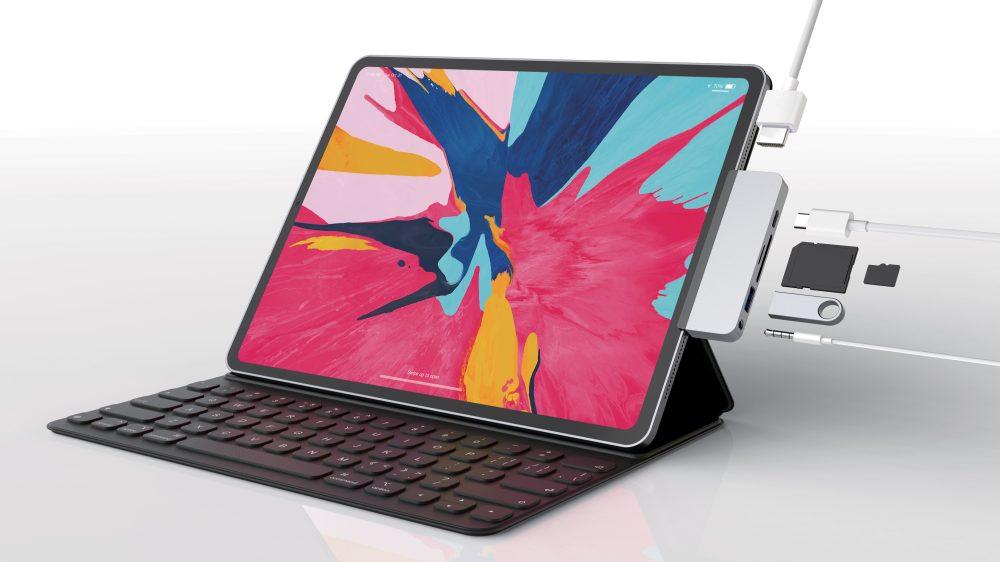 Hyper iPad Pro USB-C Hub