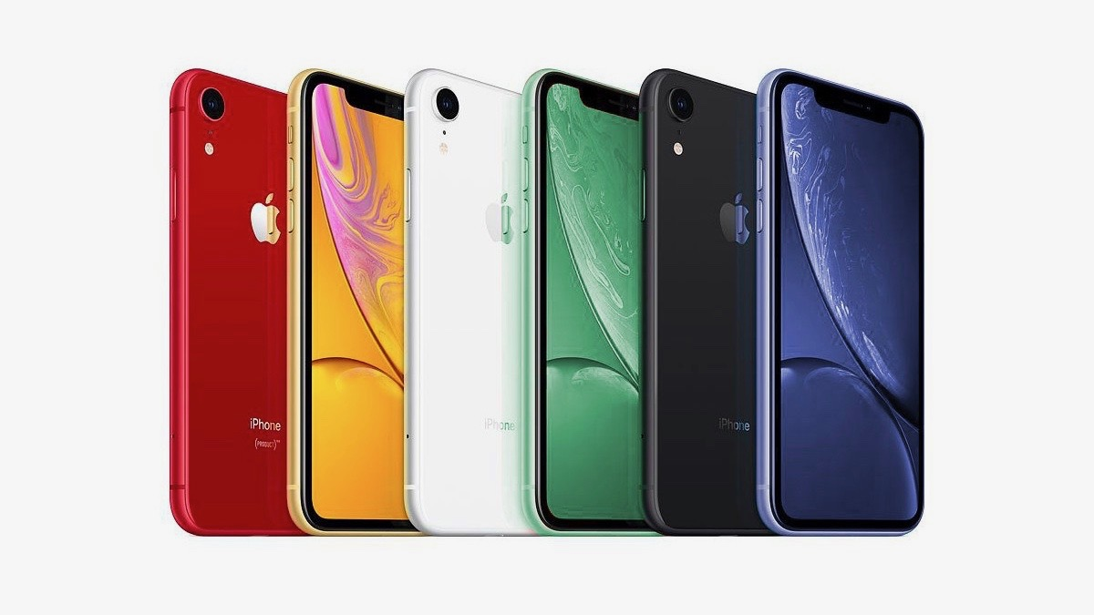 Renders imagine new color options for 2019 iPhone XR, what do you think? [Poll]