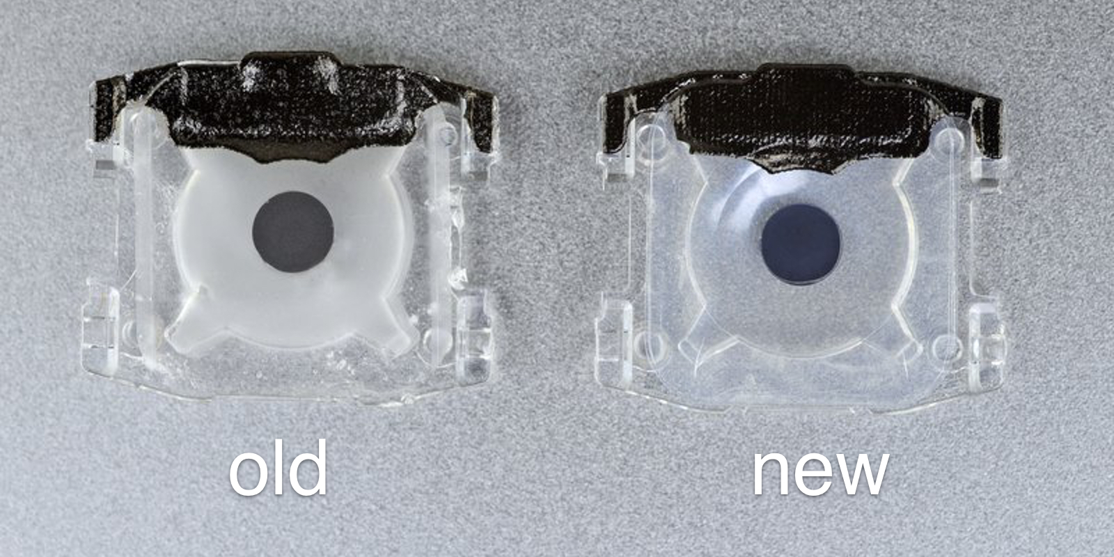 iFixit: 2019 MacBook Pro butterfly keyboard changes include new membrane covers and tweaked dome switch