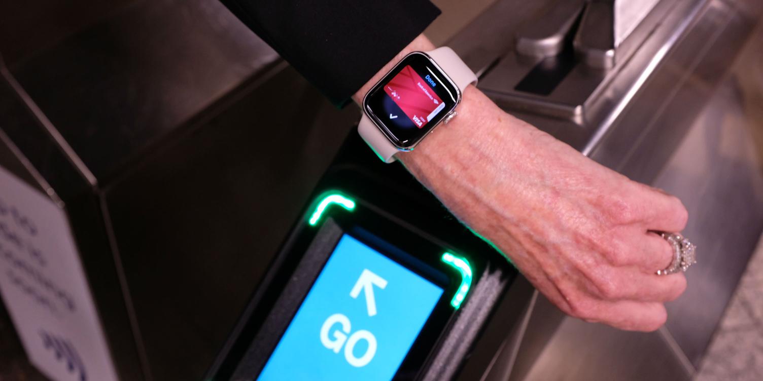 New York City subway adding Apple Pay contactless transit starting this week, Express Transit enabled