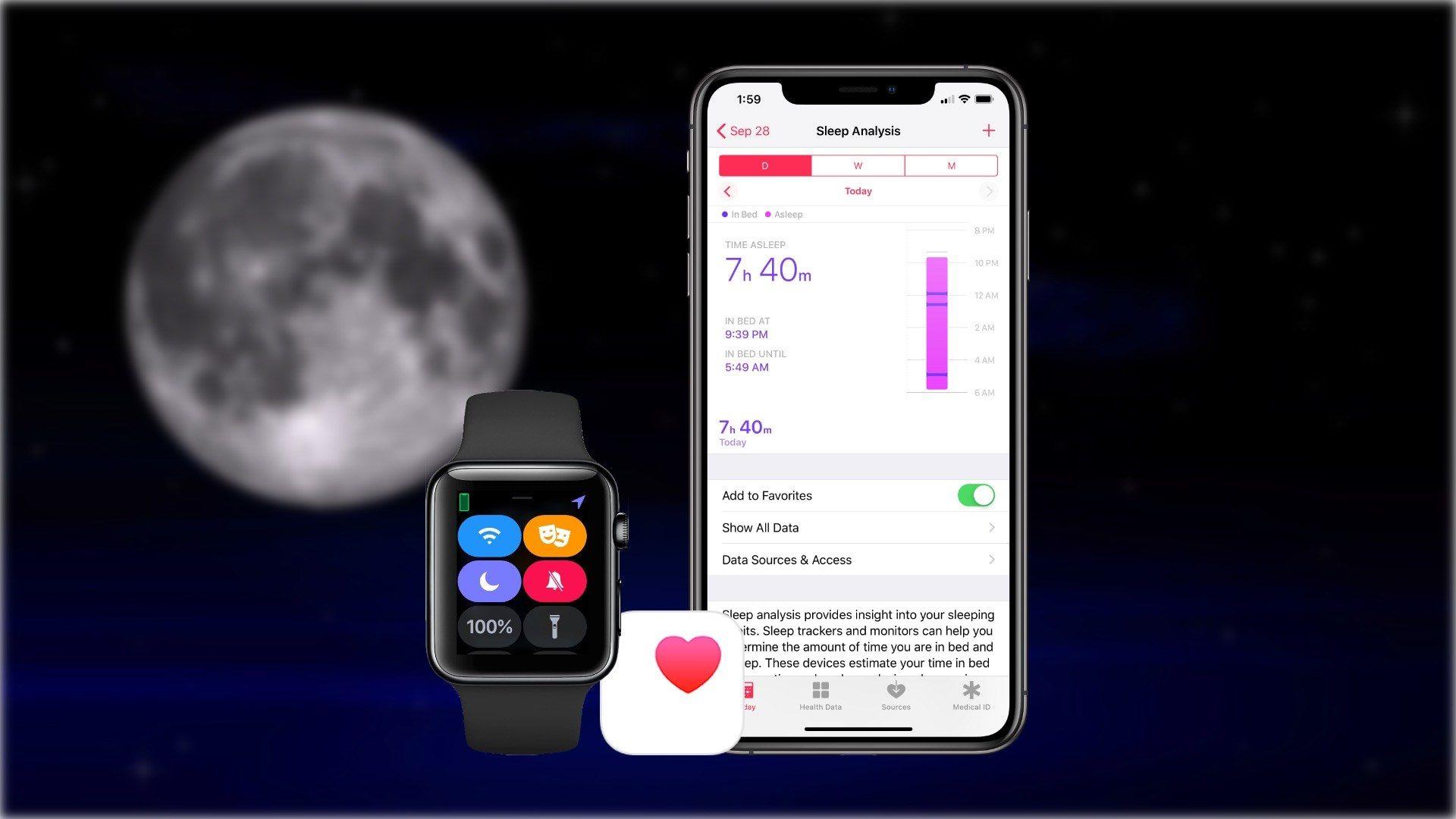 watchOS 6 features