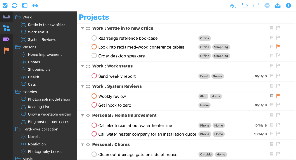 OmniFocus Launches on the Web as Companion to MacOS and iOS Applications