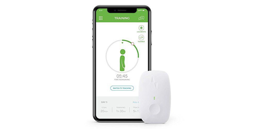 Upright Go and companion app
