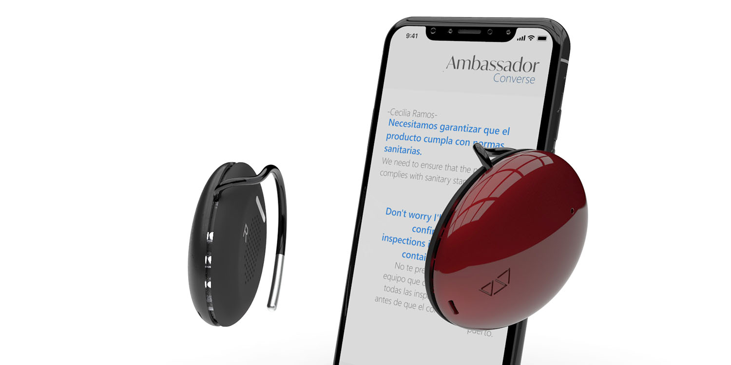 Waverly Labs Ambassador claims to be smartest wearable translator yet, at $99